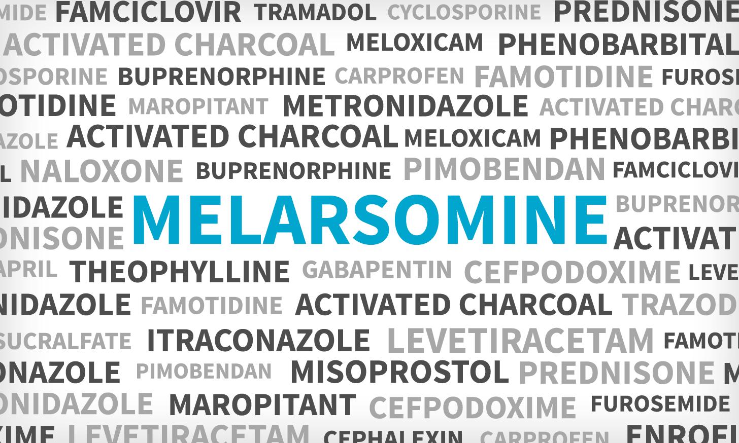 Melarsomine