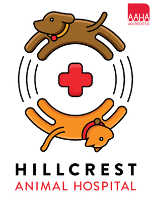 Logo used with permission of Dr. Michelle Mayers of Hillcrest Animal Hospital.