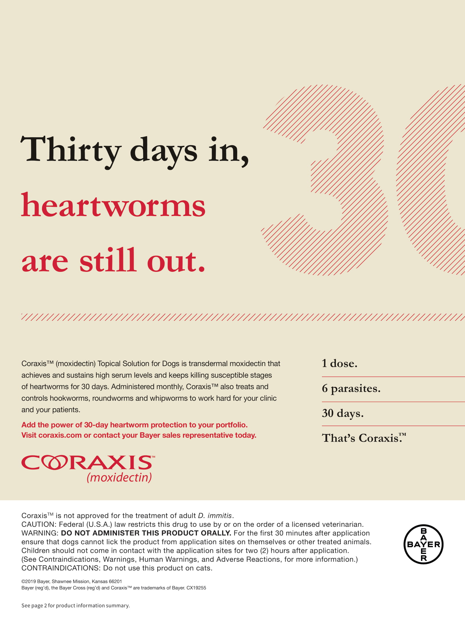 Coraxis CB Jan 2020