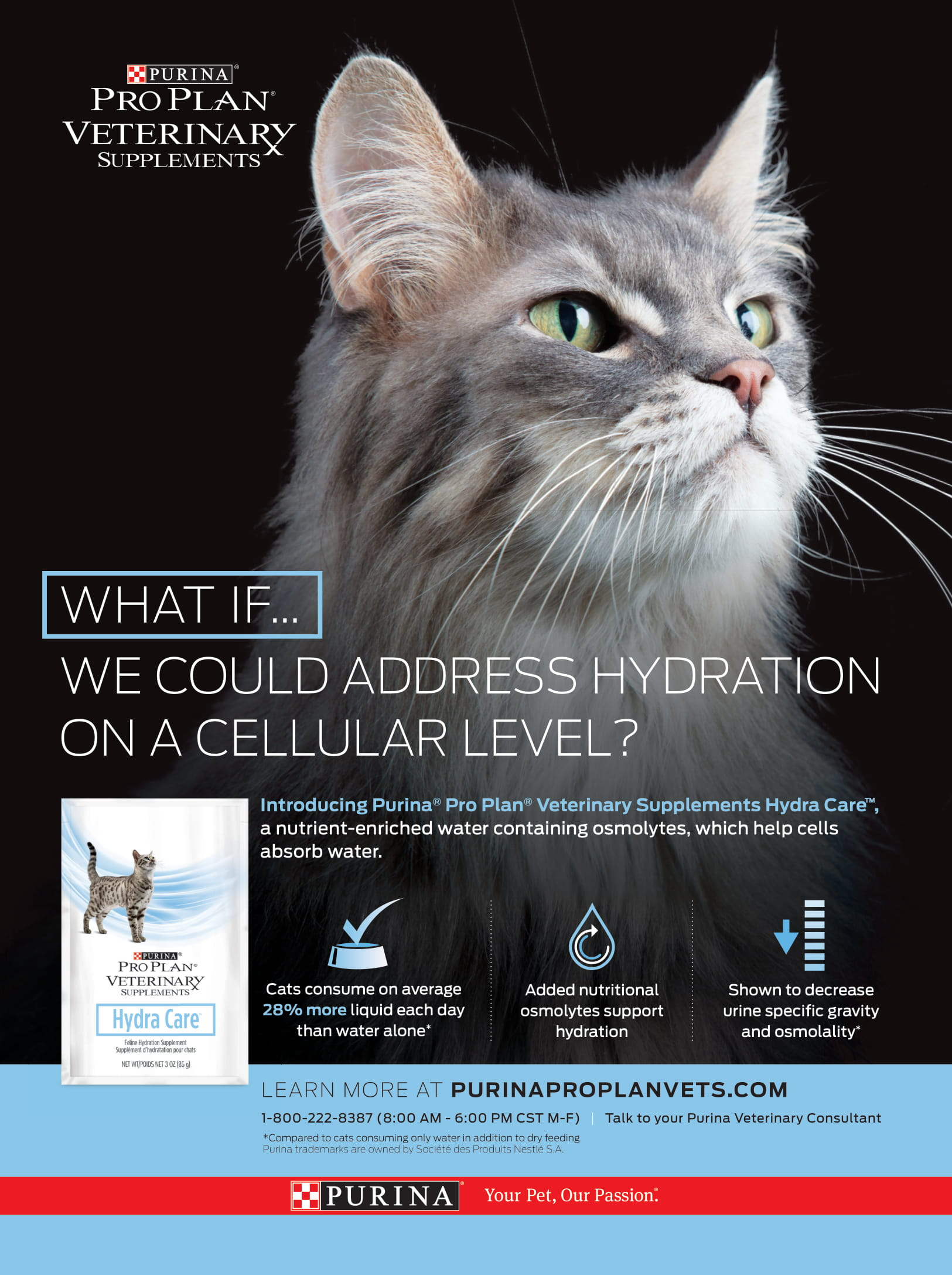 Purina Hydra Care CB June 2020