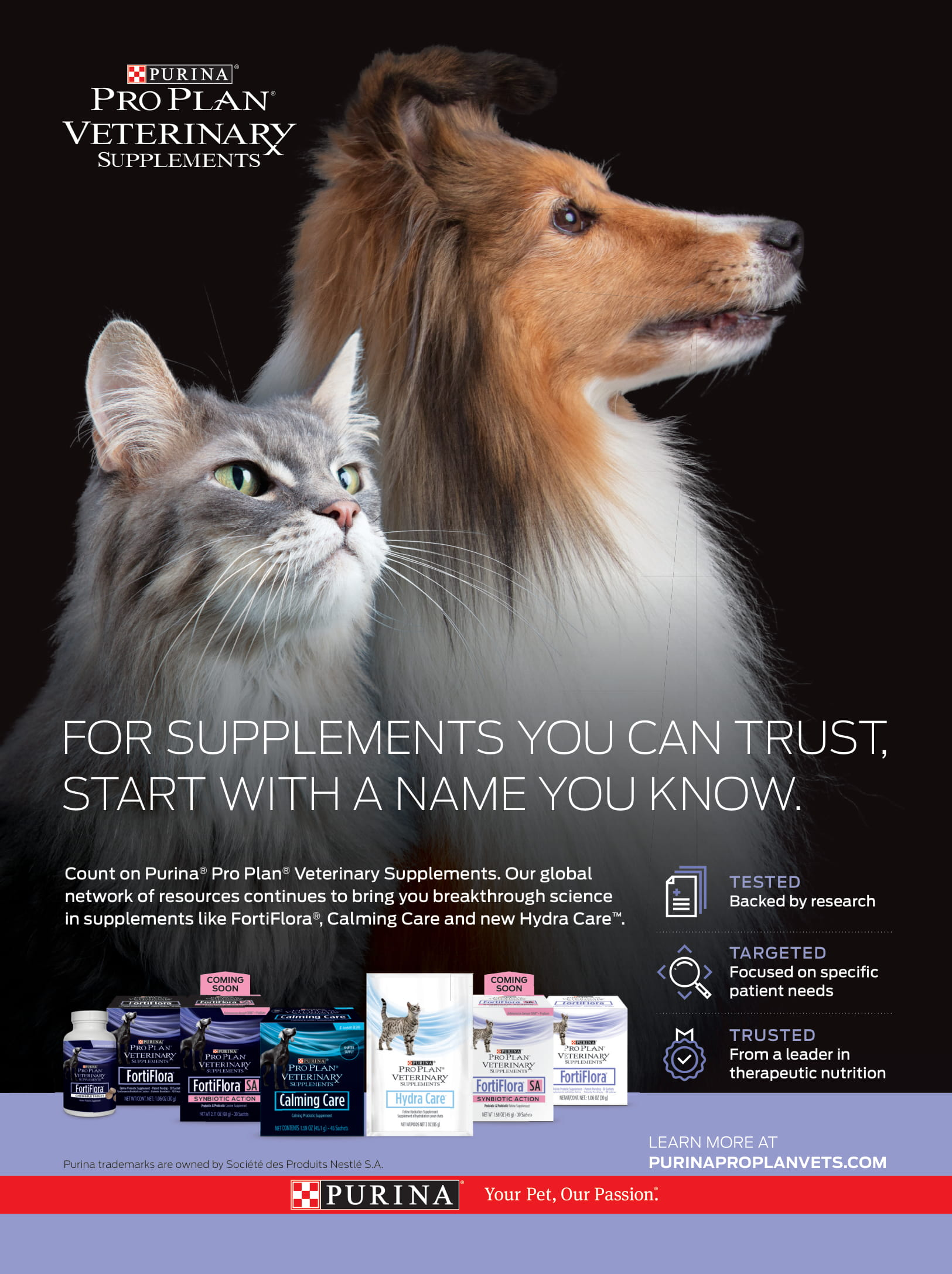 ProPlan Veterinary Supplements CB July 2020