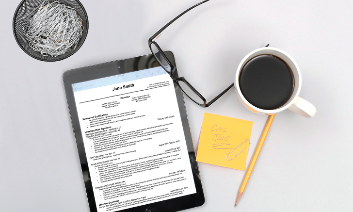 Resume Writing in the Digital Age
