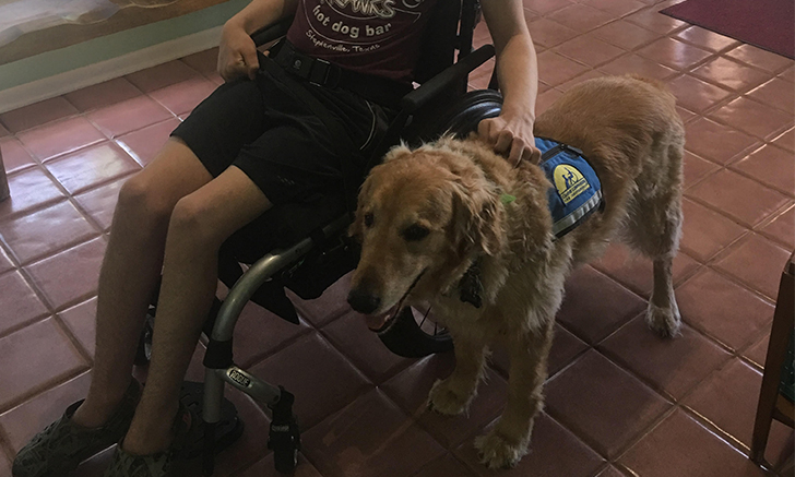 Support Dog of the Week 3/20 - 3/26